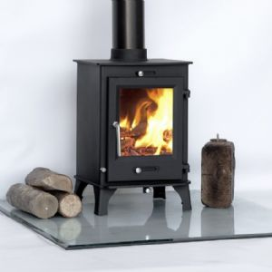 venis midi 5kw clean burn defra approved stove